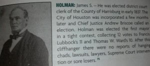 Holman Mayor