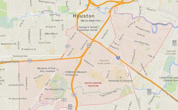 SouthcentralHouston
